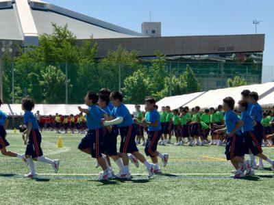 体育祭は〈春〉がオススメ!(^◇^)/
