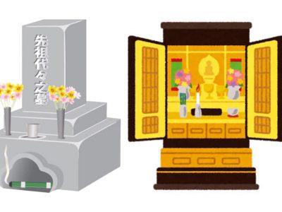 【お墓や仏壇は、誰が?いつ?買うのがベスト❓】